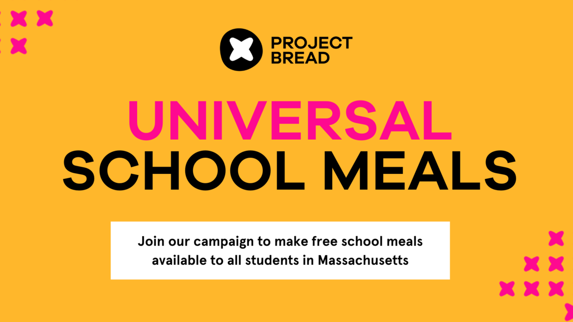 Join our campaign for Universal School Meals