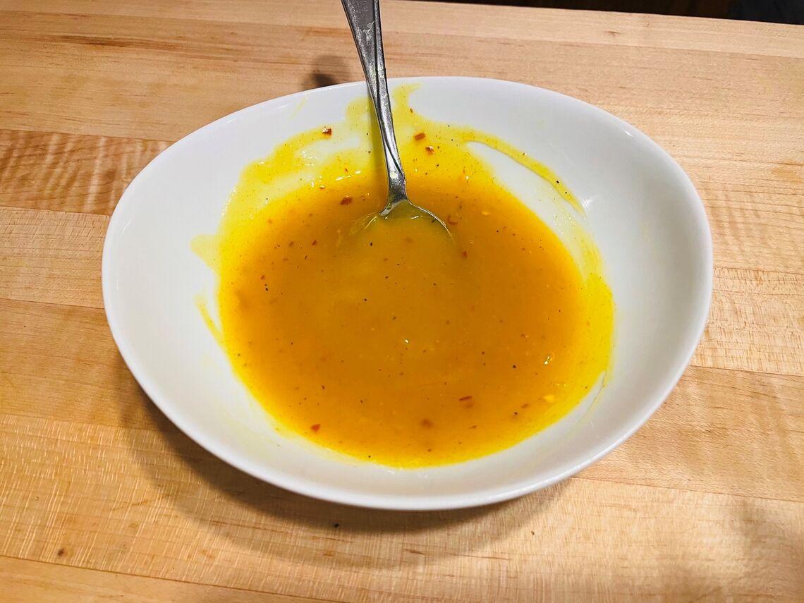 Tropical Citrus Sauce