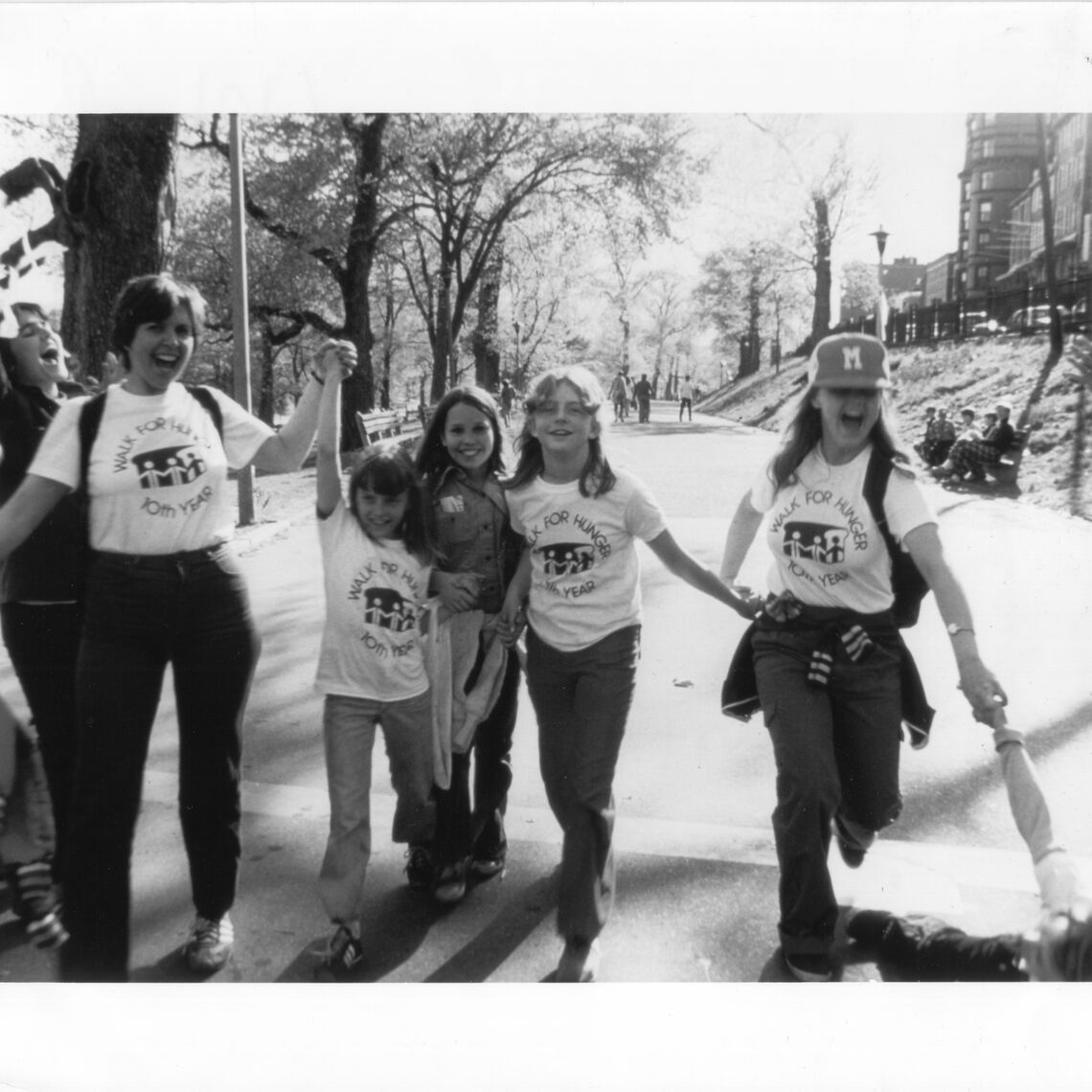 The 1979 Walk for Hunger