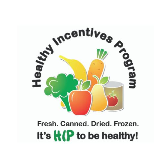 the healthy incentives program logo